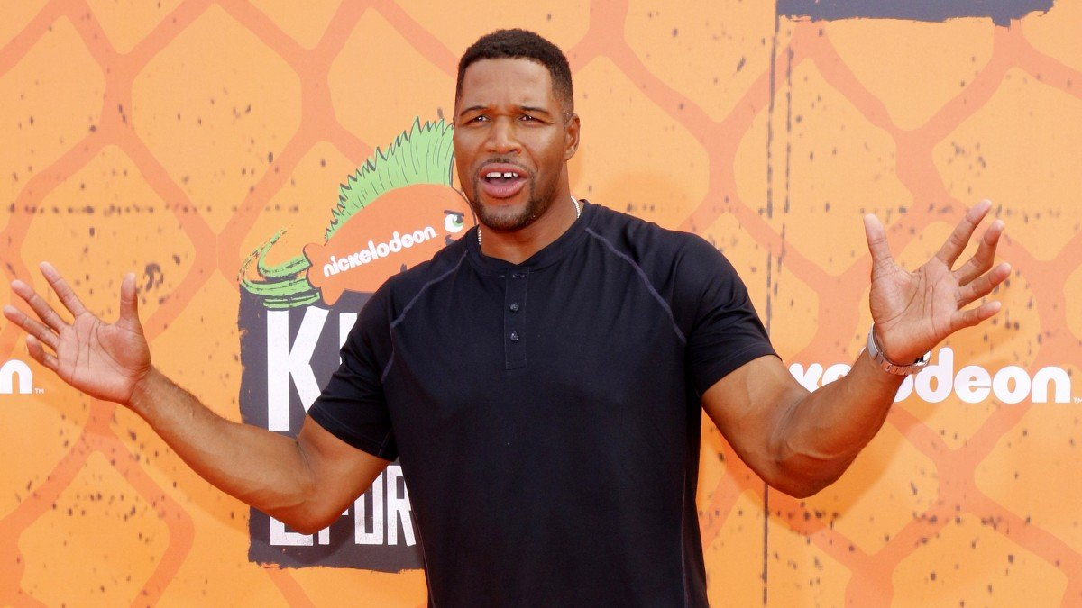 Michael Strahan Got The Shock Of His Life On 'GMA': See The Video Here