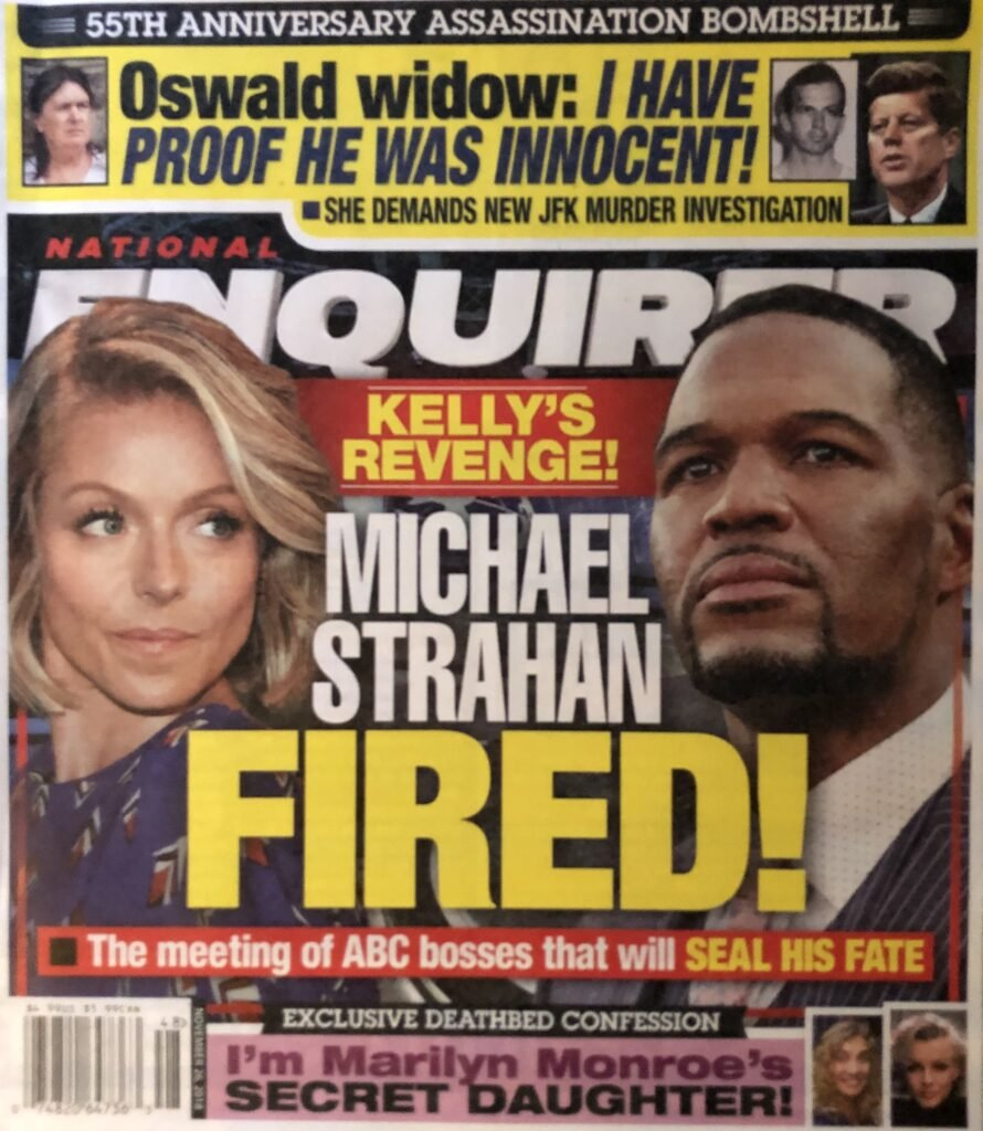 Michael Strahan Getting Fired From 'GMA Day'?