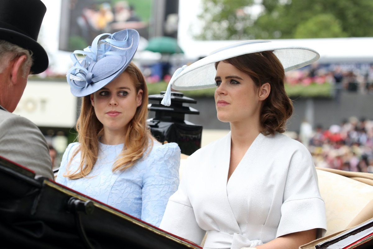 Why Princess Beatrice's Baby Gets A Title And Palace, But Eugenie's Doesn't - cover