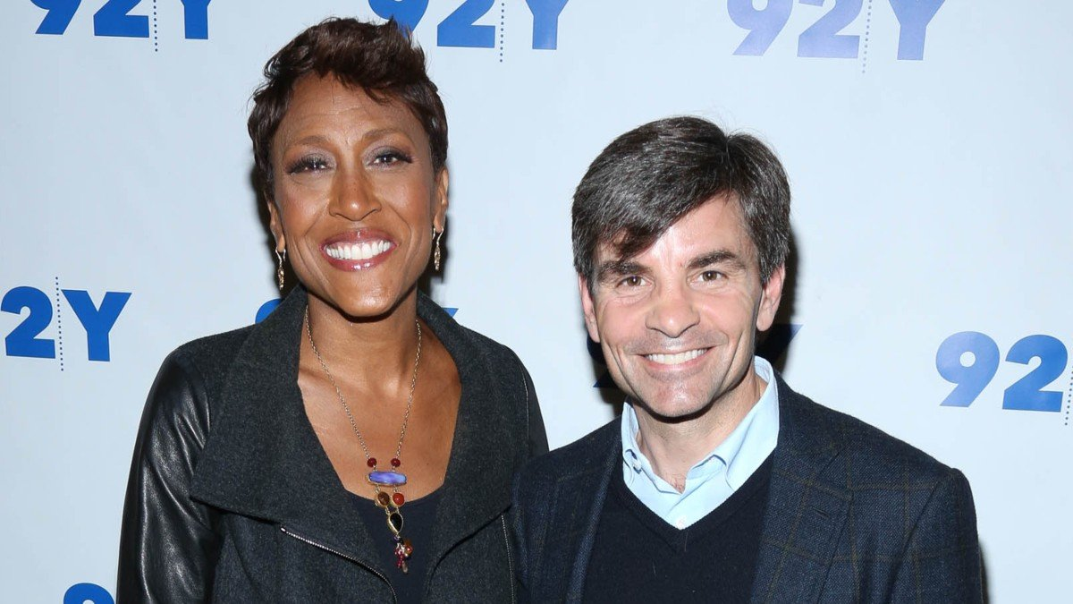 ABC Lawsuit Has 'GMA' Co-Hosts Robin Roberts, George Stepnanopoulos Feuding?