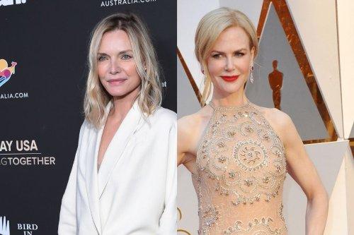 Michelle Pfeiffer Demands Nicole Kidman 'Back Off' Her Husband, Report Says