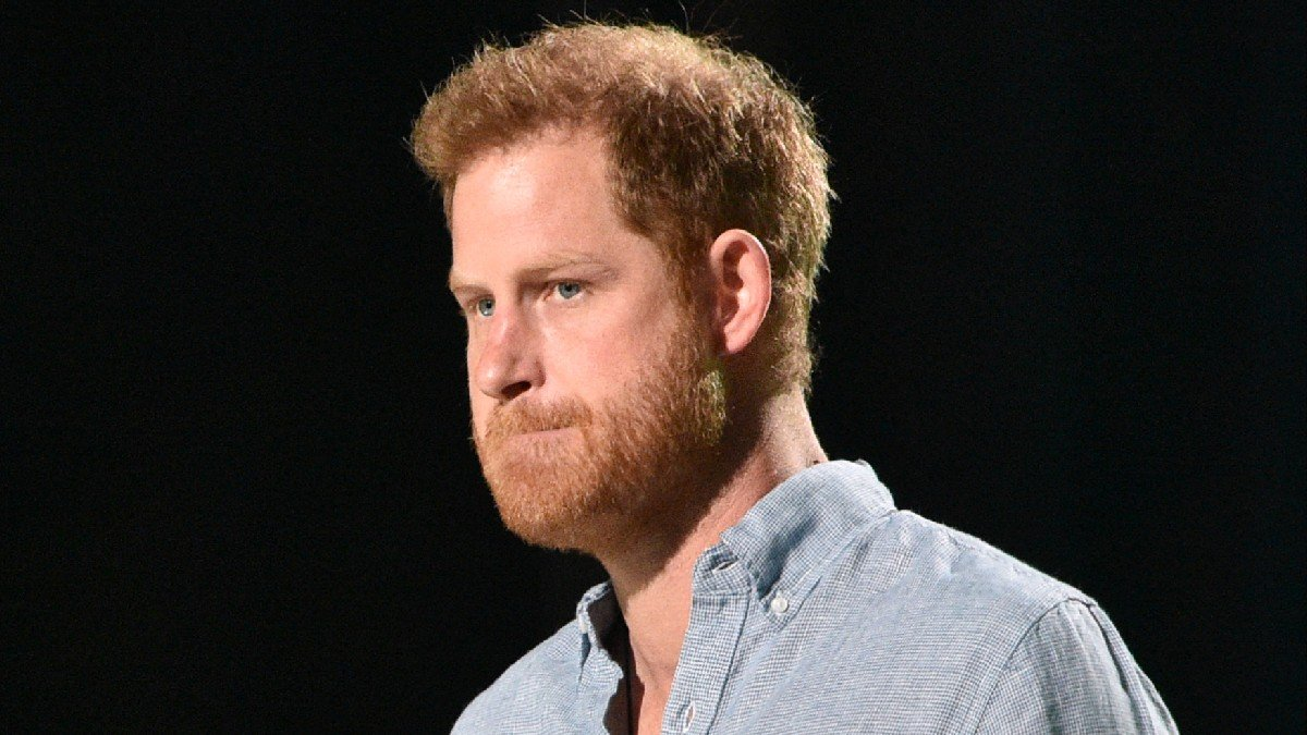 Prince Philip Cut Prince Harry Out Of His Will? - cover