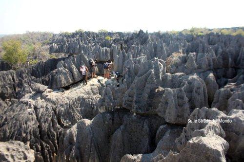 Madagascar, trekking agli Tsingy de Bemaraha - Sulle Strade del Mondo