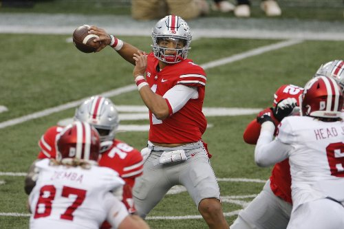Brad Biggs' NFL mock draft 2.0: Handful of teams could be interested in moving up into the top 10 for a QB