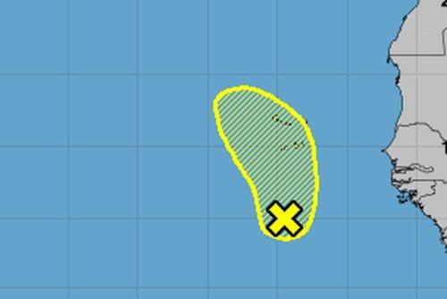 National Hurricane Center monitoring a new disturbance in far east Atlantic Ocean