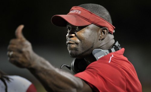 Monarch re-hires Calvin Davis for a second stint as its football coach