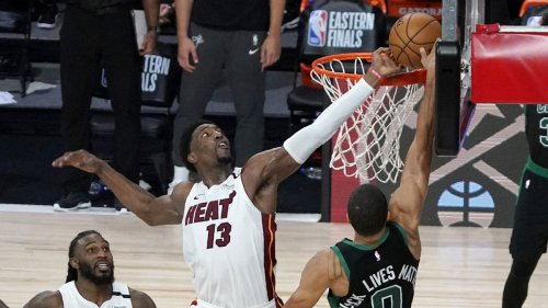 Winderman: Heat-Celtics a rivalry with meaning, mouthiness, melodrama | Commentary