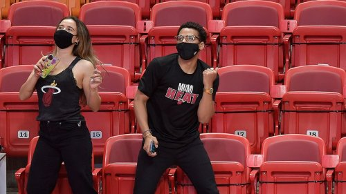 Heat eliminate vaccination-only seating at AmericanAirlines Arena