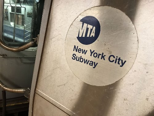 Man with rifle busted in Times Square subway station