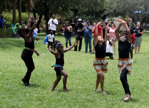 Juneteenth acknowledgements, celebrations thrive in Broward, Palm Beach counties