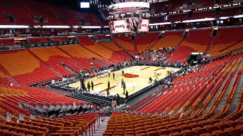 Heat to increase capacity to 8,600 for opening playoff series vs. Bucks