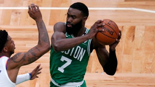 Celtics, on eve of Heat rematch, announce Jaylen Brown out for season