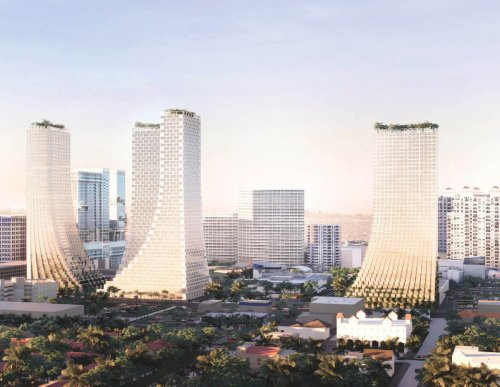Kushner plans 4 high-rise towers in downtown Fort Lauderdale