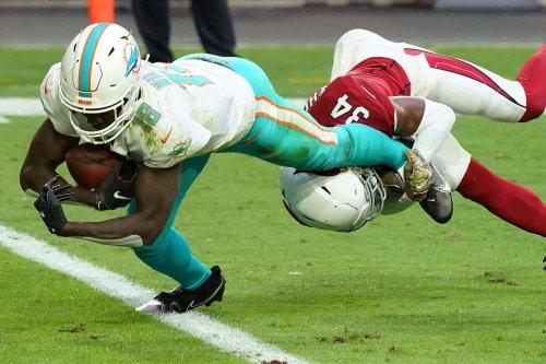 Dolphins' Preston Williams will begin training camp on PUP list