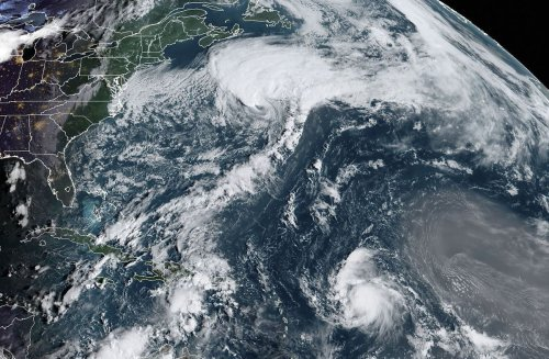 Hurricanes and Topical Storms cover image