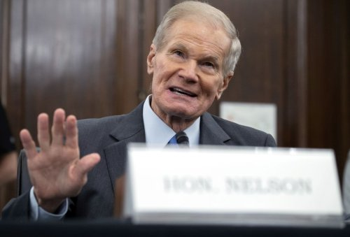 NASA chief Bill Nelson big on climate, hedges on moon date