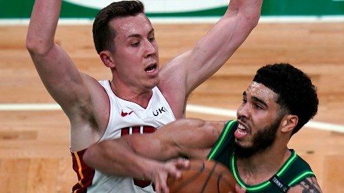 Winderman's view: Heat 129, Celtics 121