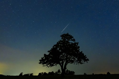 Tonight is the peak of the Perseid meteor showers, and here's how to watch it