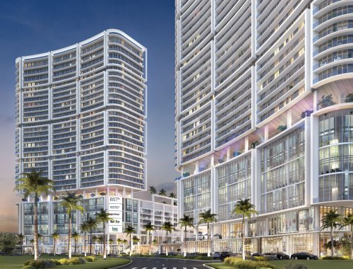 'It's time:' 3 sleek towers expected to breathe life into downtown Hollywood