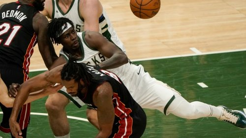 Winderman's view: Bucks 122, Heat 108
