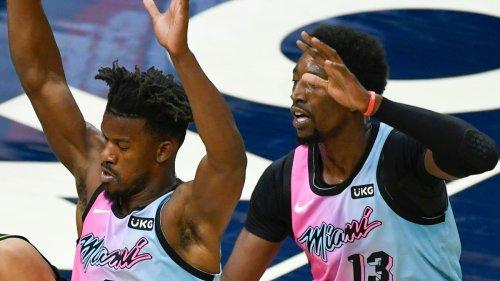Heat's Bam Adebayo, Jimmy Butler named NBA All-Defensive second team