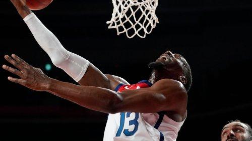 Bam Adebayo, Team USA advance to Olympic knockout stage; Heat's Nigerian trio eliminated