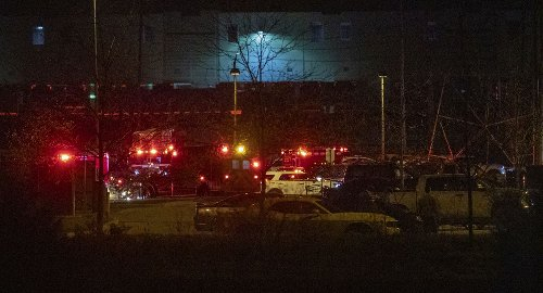 8 dead in late-night shooting at FedEx facility in Indianapolis, police say