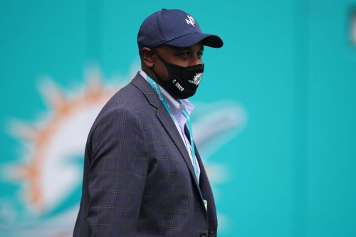 X's and Omar: Should Dolphins trade down again in NFL draft?
