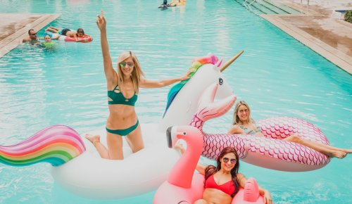 Stay home and splash: 15 South Florida hotel swimming pools with day passes, cool perks