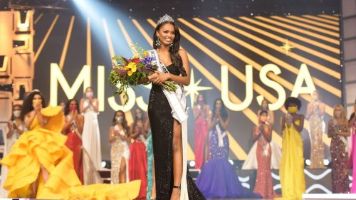 Mississippi's Asya Branch could make history again at Miss Universe competition