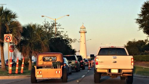 How did Biloxi traffic plan handle a record number of Cruisers? Here's a look.