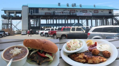 Find 'a taste of old Biloxi' at this longtime waterfront restaurant on the MS Coast