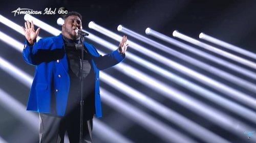 Watch Georgia singer snag Top 9 spot on 'American Idol' with soulful ballad