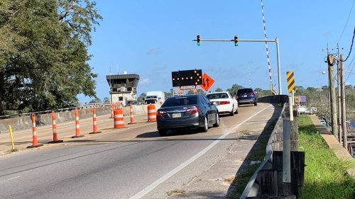 MDOT sets an opening date for Fort Bayou Bridge in Ocean Springs