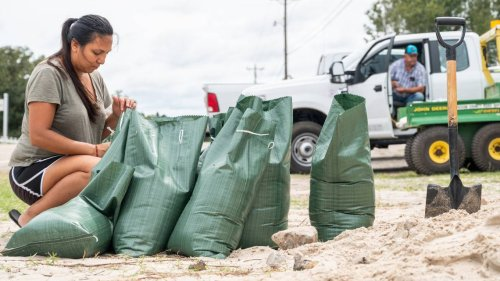 Sandbags available on MS Gulf Coast as possible tropical system Claudette threatens