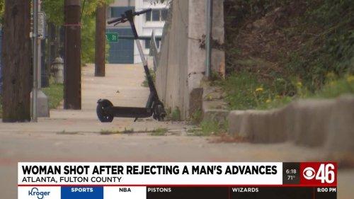 Catcaller shoots woman after she ignores his 'belligerent' advances, Georgia cops say