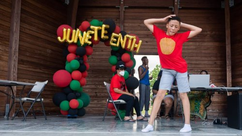 How 'a new generation' is taking the lead at MS Coast Juneteenth celebrations