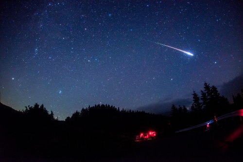 Don't Miss the Year's Most Dramatic Meteor Shower - Sunset Magazine