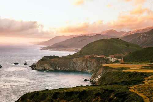 Popular Big Sur Hike Opens 12 Years After it Went Up in Flames - Sunset