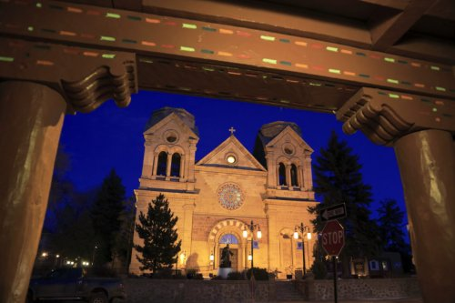 In Need of a Road Trip Destination? Try Santa Fe - Sunset