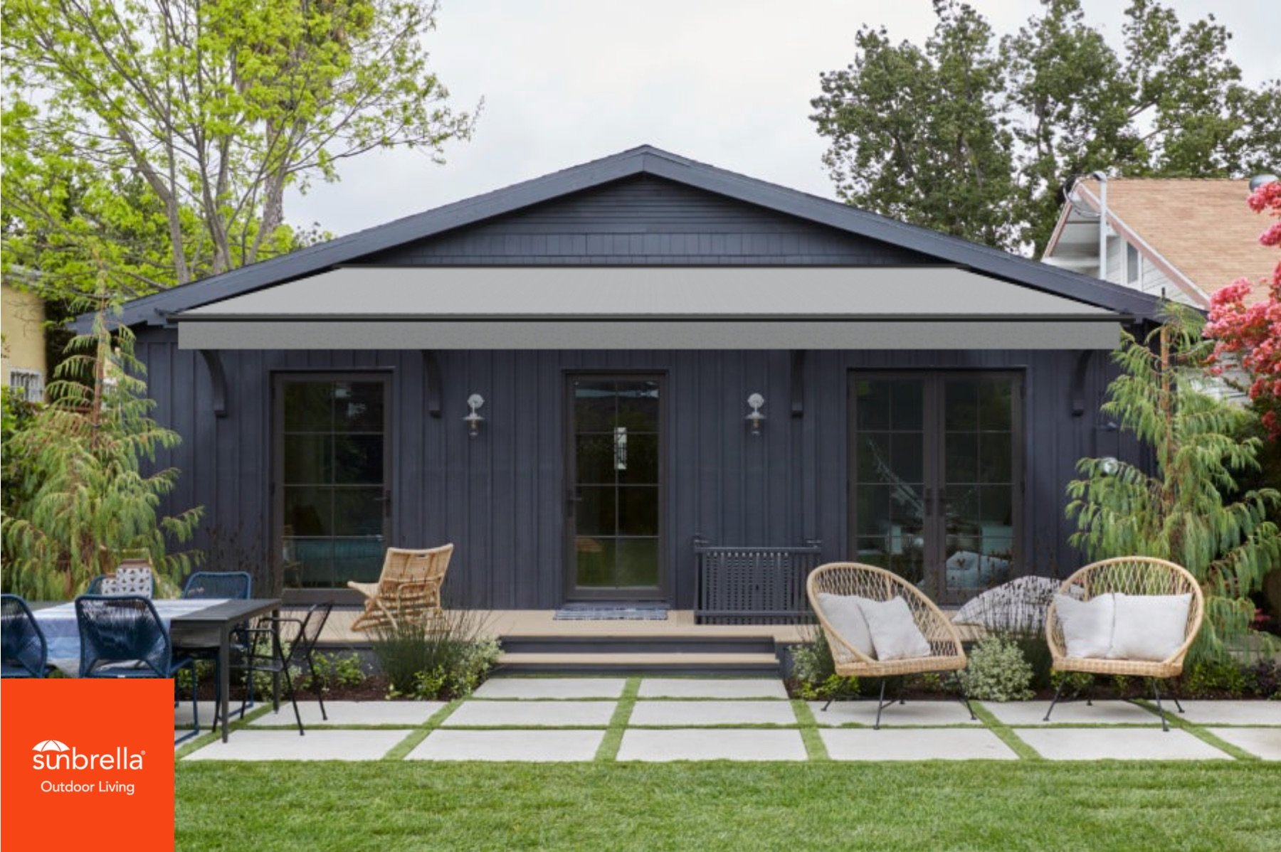Backyard Shade Ideas: Test out New Awnings with This Online Design Tool - Sunset Magazine
