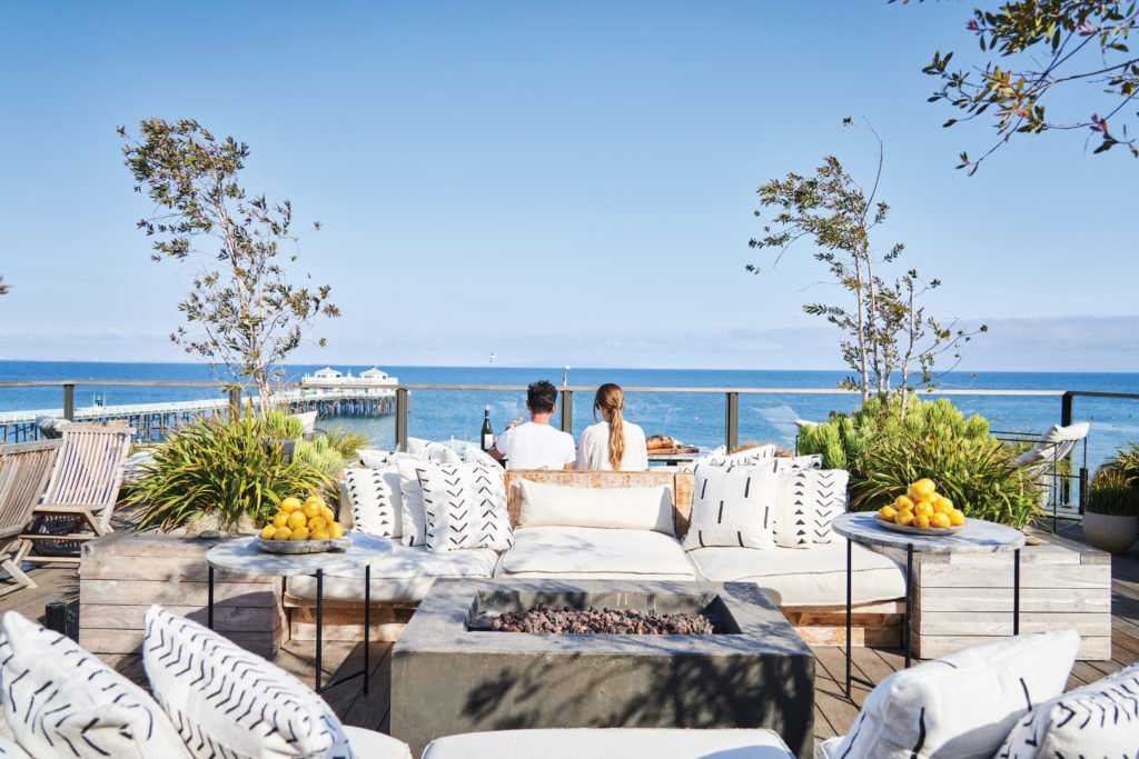 Malibu's Surfrider Hotel Blends Country and Coastal for Relaxing Summer Days - Sunset Magazine