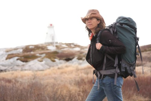 Filmmaker Dianne Whelan Is Poised to Complete the Trans Canada Trail