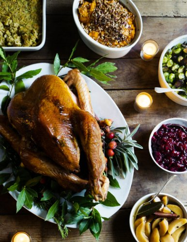 Sunset Food Editors Answer Your 10 Most Urgent Thanksgiving Cooking Questions - Sunset Magazine