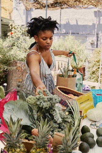 An Olympian Effort: How One Woman Is Creating an Oasis in a Southern California Food Desert - Sunset Magazine