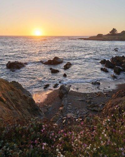 Central Coast California Road Trip Planner - Sunset Magazine