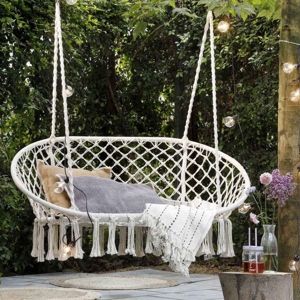 Hanging Chair Ideas: 8 Outdoor Hammock Alternatives for National Hammock Day