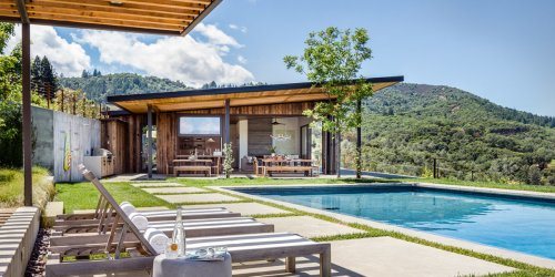 The Most Stunning Homes in California Wine Country - Sunset Magazine