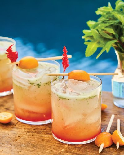 Sunset Cocktail Recipe - Sunset Magazine