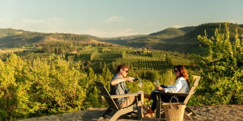 The Columbia Gorge Is a Wine Region to Watch - Sunset Magazine